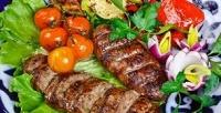 Всё меню кухни вчайхане «Восточный квартал» соскидкой50%