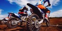 <b>Скидка до 54%.</b> 60минут катания накроссовом мотоцикле или питбайке отклуба DraivTur