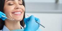 <b>Скидка до 79%.</b> Гигиена полости рта, отбеливание, эстетическая реставрация зубов или лечение кариеса сустановкой пломбы вмногопрофильном медицинском центре «Евромедси»