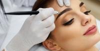 <b>Скидка до 84%.</b> Перманентный макияж бровей, век или губ встудии перманентного макияжа Марии Вишневской