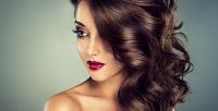 <b>Скидка до 55%.</b> Стрижка, ламинирование, окрашивание или ботокс для волос всалоне «Белая орхидея»