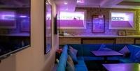 <b>Скидка до 60%.</b> Отдых спаровым коктейлем, чаем исладостями вантикафе Pixel Lounge