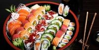 Комбонаборы, спайс-суши, супы исоусы всуши-магазине «Самурай» соскидкой50%