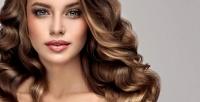 <b>Скидка до 80%.</b> Стрижка, укладка, окрашивание, кератин для волос, процедуры поуходу навыбор всалоне красоты «Пудра»