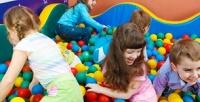 Билет «Нон-стоп» напосещение детской игровой площадки Happy Land (290руб. вместо 580руб.)