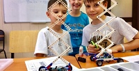 <b>Скидка до 55%.</b> 2, 4или 6занятий вцентре образовательной робототехники Idea School