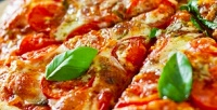 Меню пиццы, пирогов ихачапури отслужбы доставки DaVinci соскидкой50%