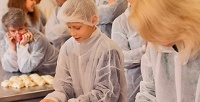 <b>Скидка до 50%.</b> Билет напосещение экскурсии, производства, мастер-класса или программы «Вкус хлебного счастья» вмузее-пекарне «Хлебный ангел России»
