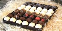 <b>Скидка до 32%.</b> Подарочные корзины ссырами, европейскими изысками исырными конфетами