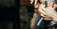 <b>Скидка до 50%.</b> Мужская стрижка или моделирование бороды вбарбершопе Mac Barber