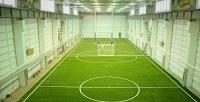<b>Скидка до 52%.</b> Аренда или индивидуальное посещение крытой площадки для игры вмини-футбол вцентре футбола Sportbox