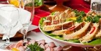 Меню кухни без ограничения суммы чека вресторане «Чешский дворик»