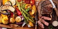 <b>Скидка до 50%.</b> Фуршетный сет «Мясо нагриле отшеф-повара» отслужбы доставки «Мерилин»