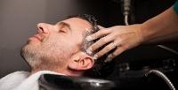 Мужская, детская стрижка имоделирование бороды вбарбершопе Flattop. <b>Скидка50%</b>