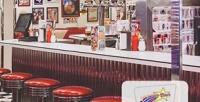 Блюда инапитки вресторане Starlite Diner соскидкой50%