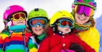 <b>Скидка до 32%.</b> Прокат полного комплекта для катания насноуборде, горных лыжах или комплект «Всё включено» отпункта проката «Семейный прокат»