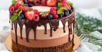 <b>Скидка до 56%.</b> Торт-открытка или праздничный торт