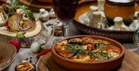 <b>Скидка до 52%.</b> Ужин вгрузинском ресторане «Хванчкара»