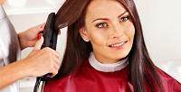 <b>Скидка до 64%.</b> Стрижка, окрашивание, тонирование, терапия, глубокое восстановление волос навыбор всалоне красоты «Астория»