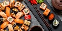 Суши-сеты отслужбы доставки Sushi Mika соскидкой50%