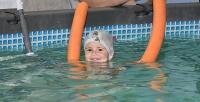 <b>Скидка до 50%.</b> Абонемент на4, 8или 12групповых занятий плаванием для детей либо занятий «Мама ималыш» отцентра детского плавания «Веселый дельфин»