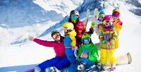 <b>Скидка до 52%.</b> 2часа проката комплекта лыж сботинками ипалками отклуба Fiesta