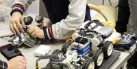 <b>Скидка до 50%.</b> Посещение мастер-класса поробототехнике вшколе робототехники ипрограммирования Roboschool