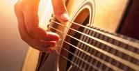 <b>Скидка до 53%.</b> Индивидуальные или групповые занятия понаправлениям гитара, электрогитара, бас-гитара, ударные или вокал отшколы «Музыка вквадрате»