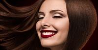 <b>Скидка до 79%.</b> Женская стрижка, окрашивание, полировка, ботокс, кератиновое наполнение или нанопластика волос всалоне красоты Zoloto Beauty House