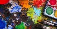 Тренинг порисованию втехнике эбру, маслом идругим в«Школе креатива». <b>Скидкадо53%</b>