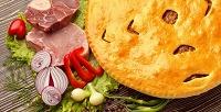 <b>Скидка до 70%.</b> Сет изосетинских пирогов или пицц иподарок откомпании «Ням-Ням»