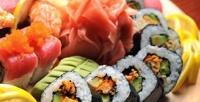 Горячий или холодный суши-сет отсуши-бара Grand Roll соскидкой50%