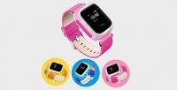 Детские «умные» часы Smart Baby Watch Q60. <b>Скидка66%</b>
