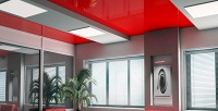 Натяжные потолки EcoStyle площадью до55кв. мвкомпании «Радуга потолков». <b>Скидкадо69%</b>