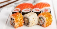 Всё меню вресторане доставки «Династия-суши.рф». <b>Скидка55%</b>