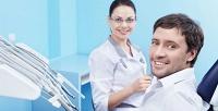 УЗ-чистка, лечение иотбеливание зубов встоматологическом кабинете «Дент-Лайт». <strong>Скидкадо80%</strong>
