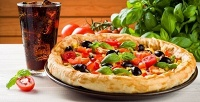 Американская или итальянская пицца вFantasy Pizza. <b>Скидка50%</b>