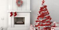 Белые новогодние елки. <b>Скидкадо69%</b>