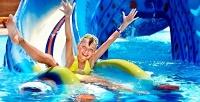 Посещение аквапарка для взрослых идетей вспорткомплексе «Лимкор». <b>Скидка57%</b>