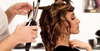 Уход за волосами и ногтями и создание образа для предновогоднего вечера в салоне красоты Respect. <b>Скидкадо72%</b>