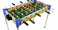 Настольный футбол, аэрохоккей, аэрофутбол илибильярд. <b>Скидкадо47%</b>