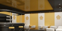Изготовление, доставка и монтаж бесшовного натяжного потолка в компании «Блеск». <b>Скидка50%</b>