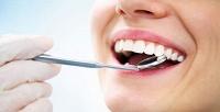 Ультразвуковая чистка зубов встоматологической клинике «Премиум». <b>Скидкадо87%</b>