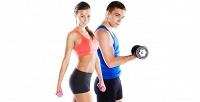 Посещение групповых занятий или тренажерного зала всети фитнес-клубов «К.о.К.с.». <b>Скидкадо68%</b>