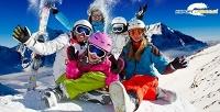 Безлимитный скипасс в будни или выходные на горнолыжном курорте «Снежный». <b>Скидкадо57%</b>