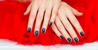 Наращивание ногтей иманикюр спокрытием всалоне красоты StudioCharm. <b>Скидкадо67%</b>