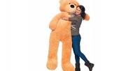 Плюшевый медведь Boyds высотой до200см. <b>Скидкадо72%</b>