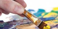 Посещение мастер-классов по живописи, мокрому валянию из шерсти и других в хобби-центре «Гамак». <b>Скидкадо61%</b>