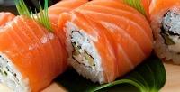 Все суши, роллы ипицца сдоставкой или навынос вкафе «Виват». <b>Скидка50%</b>