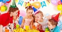 Проведение детского дня рождения втайм-кафе «Киви». <b>Скидкадо55%</b>